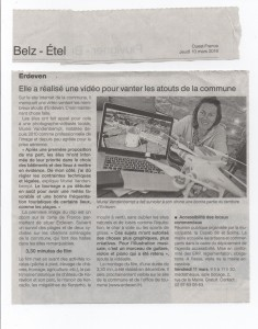article ouest france 10 mars 2016